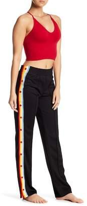 Electric Yoga Palazzo Snap Pants