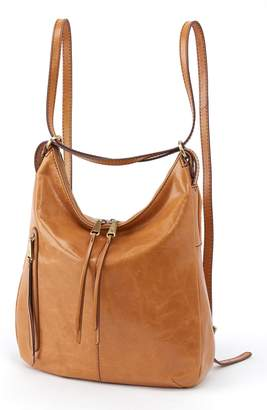 Hobo Merrin Leather Backpack