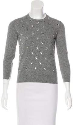 Marc Jacobs Wool and Cashmere-Blend Sweater