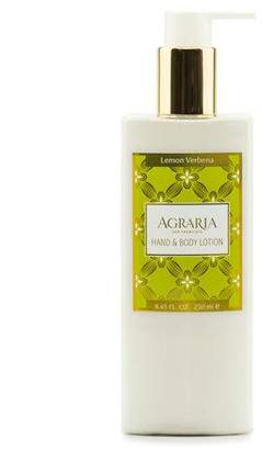 Agraria Lemon Verbena Hand & Body Lotion