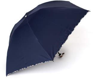 NEWYORKER women's 【夏新作】NYハウスタータンパイピング折り畳み傘(晴雨兼用)