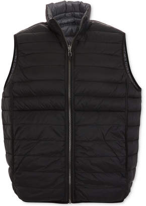 Hawke & Co Men's Reversible Packable Vest
