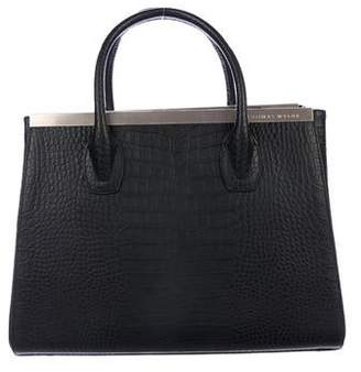 Thomas Wylde Embossed Leather Tote w/ Tags