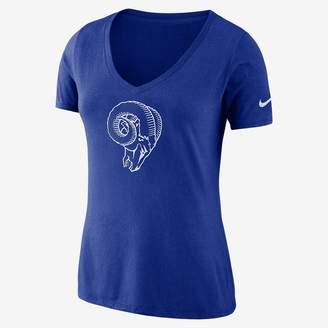 Nike Women's T-Shirt Historic (NFL Rams)