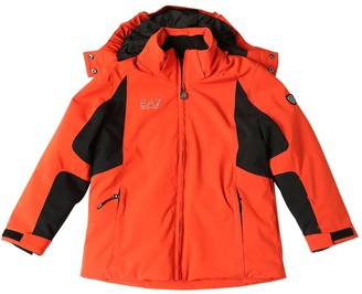 Emporio Armani Ea7 Ski Technical Padded Jacket