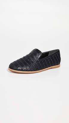 Vince Jonah Weave Loafers