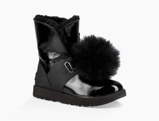 UGG Isley Patent Waterproof Boot