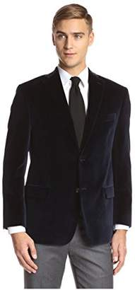 Franklin Tailored Men's Velvet Triton Jacket