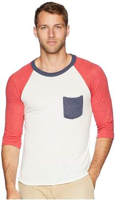 Alternative Pocket Baseball Tee Men's T Shirt