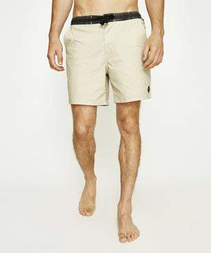 The Critical Slide Society Plain Jane Boardshort Latte