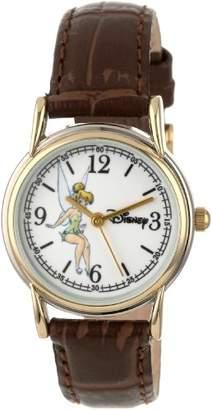 EWatchFactory Disney Women's W000554 Tinker Bell Cardiff Watch