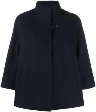 Fay cropped sleeves jacket
