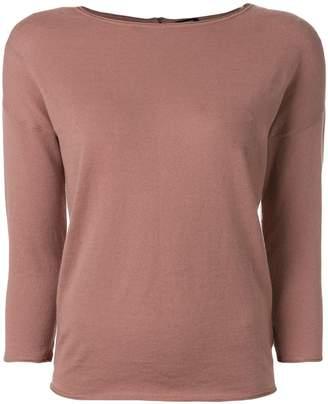 Aspesi back buttoned top