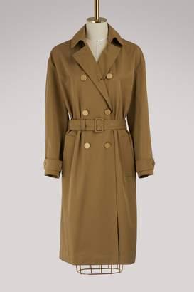 Vanessa Bruno Isabella cotton trench coat