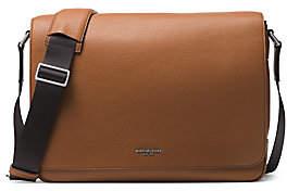Michael Kors Men's Leather Messenger Bag