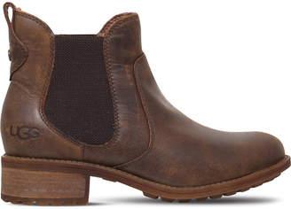 UGG Bonham leather ankle boots