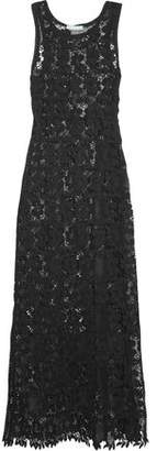 Melissa Odabash Guipure Lace Maxi Dress