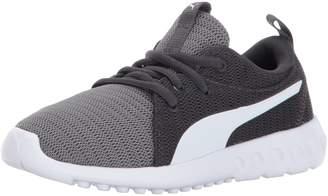 Puma Boy's Carson 2 PS Sneakers, Quiet Shade White