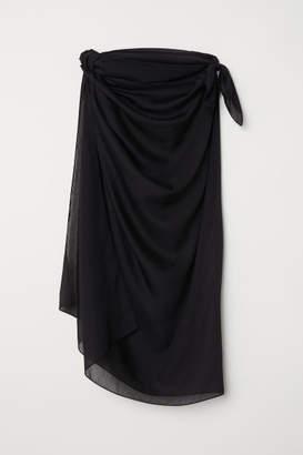 H&M Sarong - Black