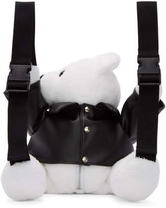 Versus White Bear Backpack