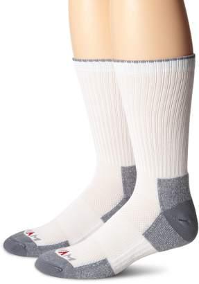 Wigwam Men's At Work Serv-Tech 2-Pack Socks