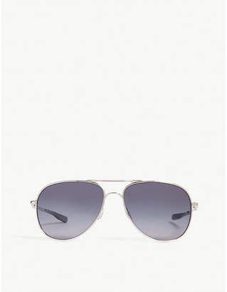 Oakley Elmont medium pilot-frame sunglasses