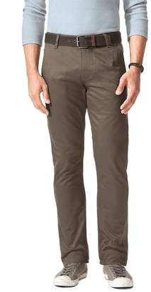 "Dockers Alpha Original Khaki Slim Fit Chinos - 30-34\"" Inseam"