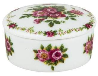 Limoges Round Limoges Box