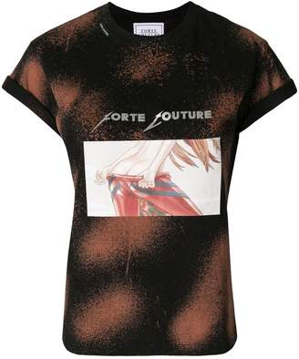 Couture Forte Dei Marmi printed T-shirt