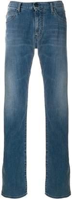 Emporio Armani J45 slim-fit jeans