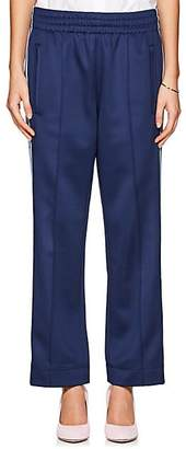 Marc Jacobs WOMEN'S DRAWSTRING-WAIST TRACK PANTS - NAVY SIZE 8