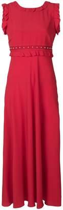 RED Valentino flared dress