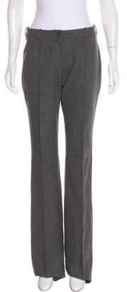 Celine Wool Wide-Leg Pants