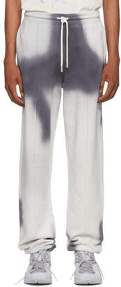 Off-White Grey Spray Lounge Pants