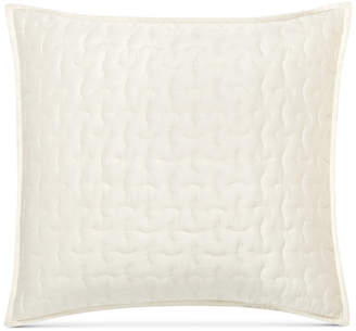Hotel Collection Connections Quilted European Sham