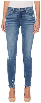 Paige Verdugo Ankle in Ashby Distructed Women's Jeans