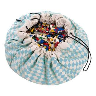 Play and Go Bag and Play carpet - Diamonds