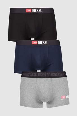 Mens Diesel Trunk Three Pack