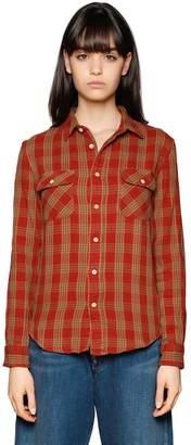 Levi's Heavy Cotton Plaid Shirt