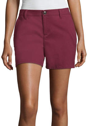 Liz Claiborne Non-Iron 5 Shorts