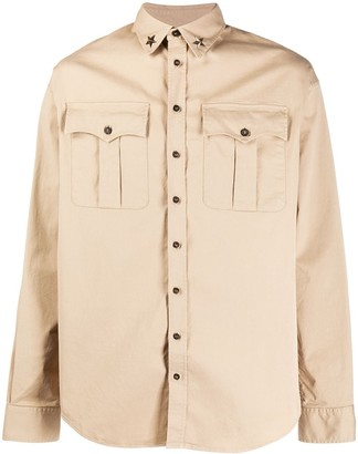 DSQUARED2 western style shirt