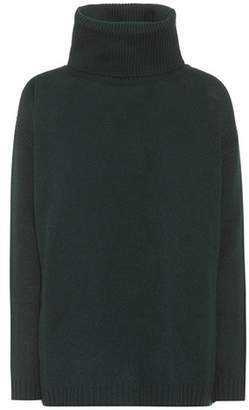 Prada Wool and cashmere turtleneck sweater