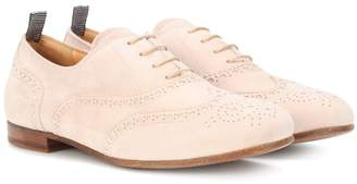 Church's Taylor suede Oxford shoes