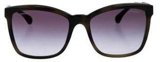 Chanel Bijoux Cat-Eye Sunglasses