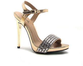 Qupid Womens Gladly-80 Heeled Sandals