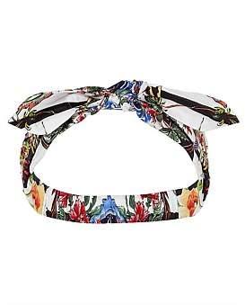 Camilla Headband With Tie