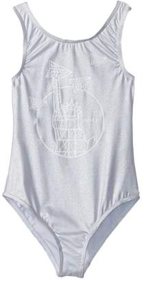 Kenzo Swimsuit Statue of Liberty Girl's Swimsuits One Piece
