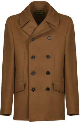Dolce & Gabbana Doulbe Breasted Pea Coat