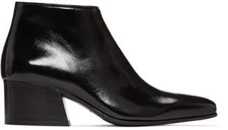 Acne Studios Black Lusinda Ankle Boots