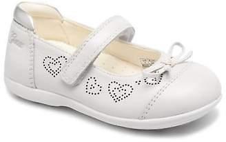 Geox Kids's B JODIE A B8226A Ballet Pumps in White